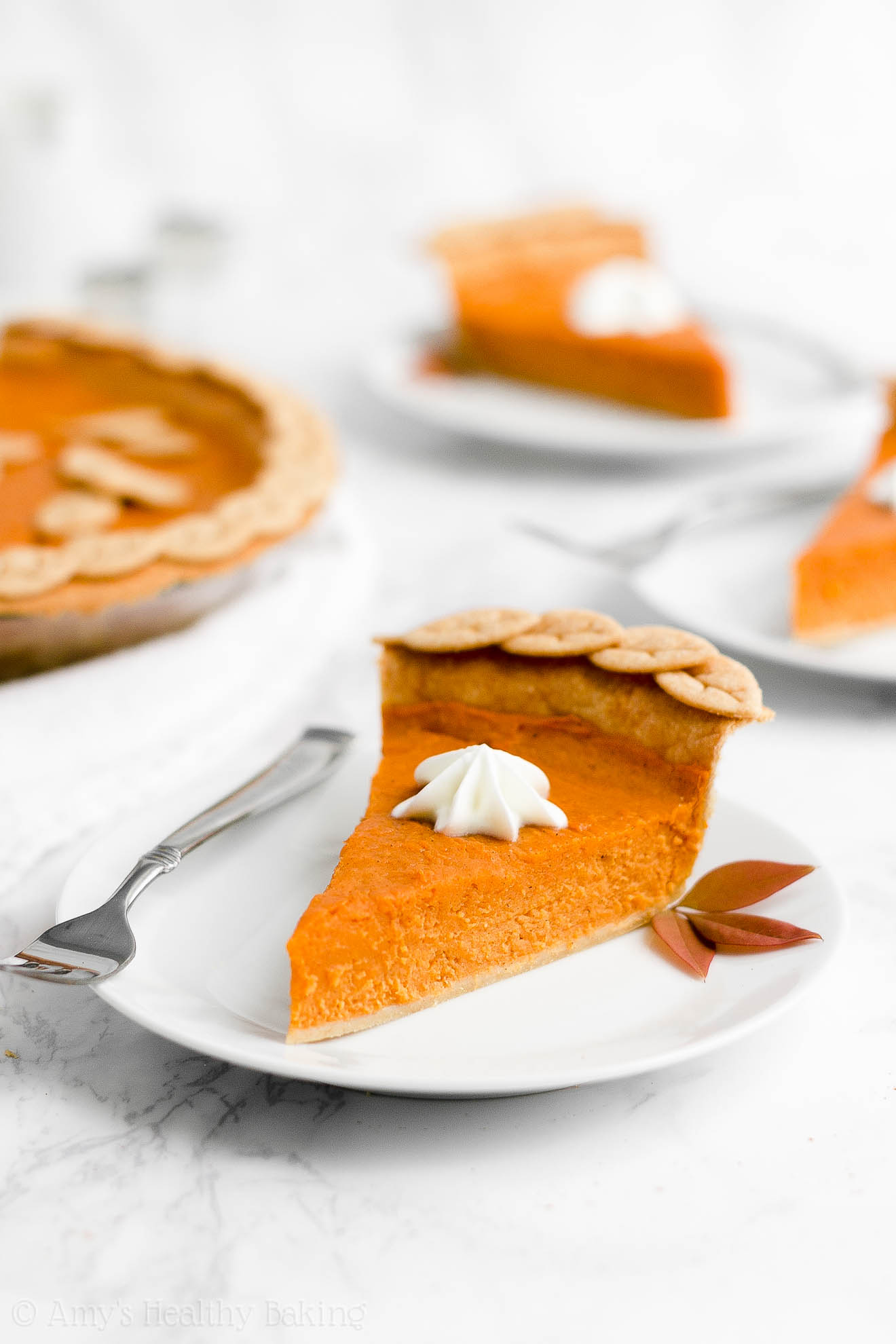 ULTIMATE Best Ever Healthy Gluten Free No Sugar Thanksgiving Sweet Potato Pie