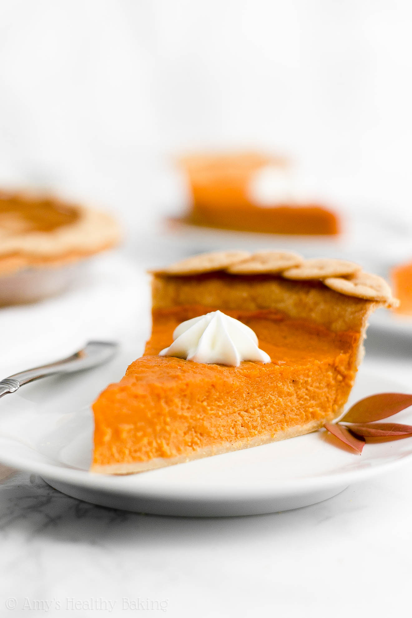 ULTIMATE Best Ever Healthy Clean Eating Low Sugar Homemade Sweet Potato Pie