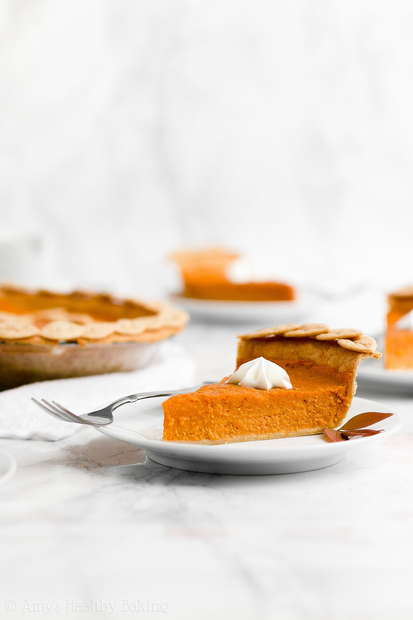 ULTIMATE Best Ever Healthy Clean Eating Weight Watchers Sweet Potato Pie