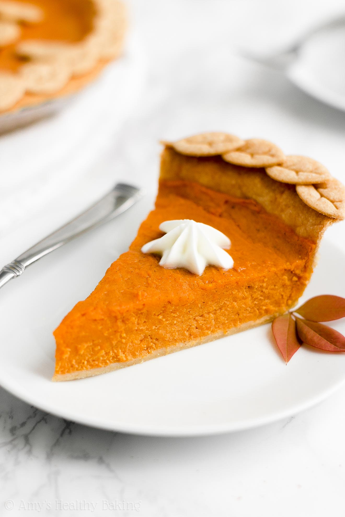 ULTIMATE Best Ever Healthy Classic Homemade Sweet Potato Pie from Scratch
