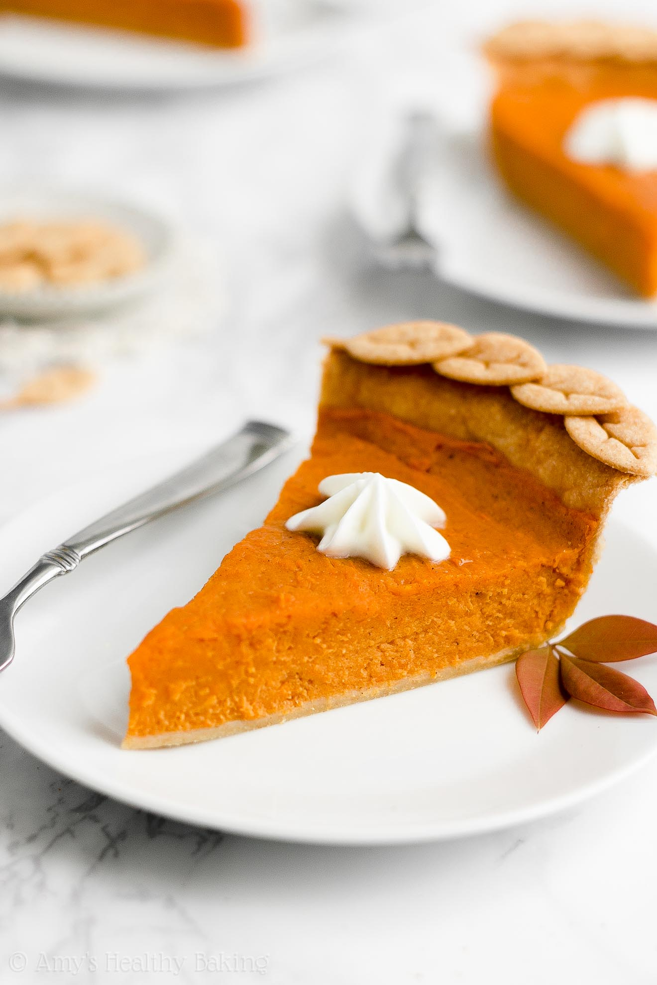 ULTIMATE Best Ever Healthy Classic No Sugar Gluten Free Sweet Potato Pie