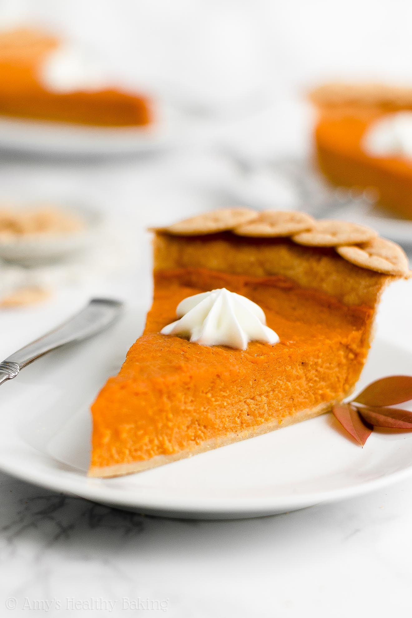 ULTIMATE Best Ever Healthy Vegan Gluten Free No Sugar Sweet Potato Pie