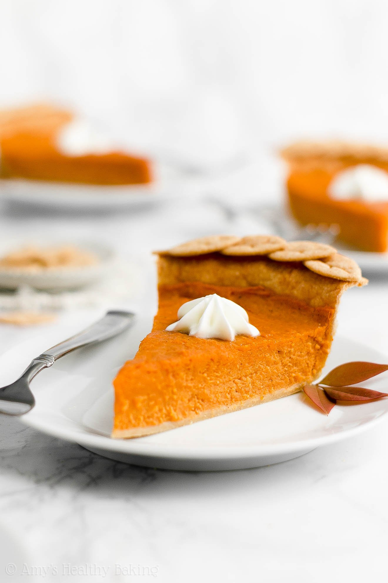 ULTIMATE Best Ever Healthy Clean Eating No Sugar Classic Sweet Potato Pie