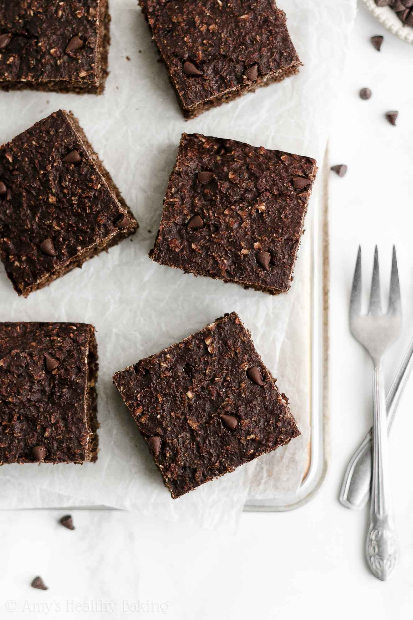 ULTIMATE Easy Healthy Whole Wheat Low Calorie Double Chocolate Snack Cake