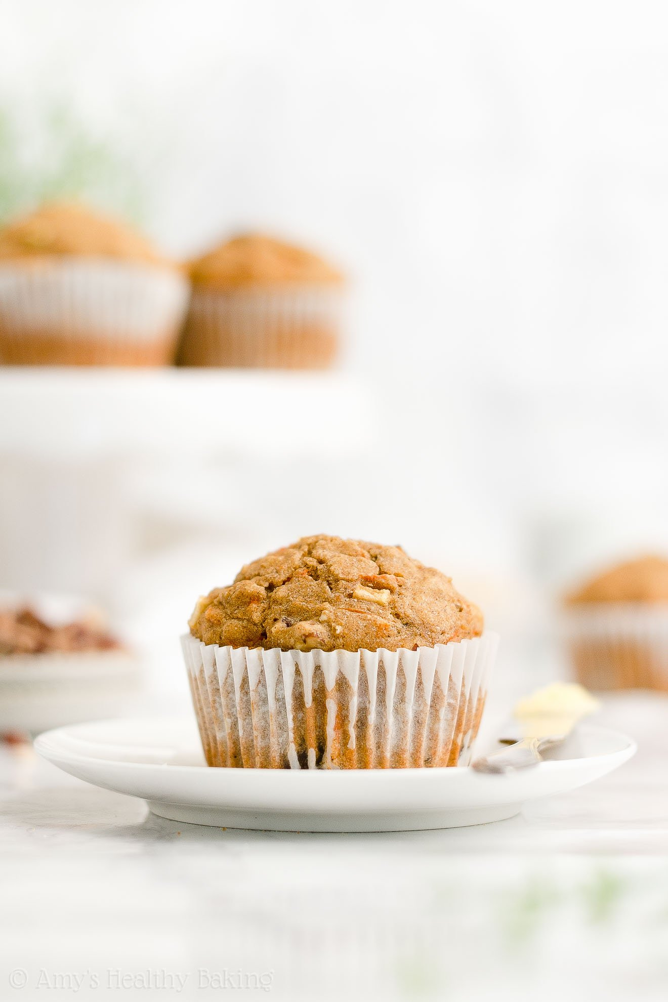 Best Easy Healthy Gluten Free Sugar Free Moist Morning Glory Oatmeal Muffins