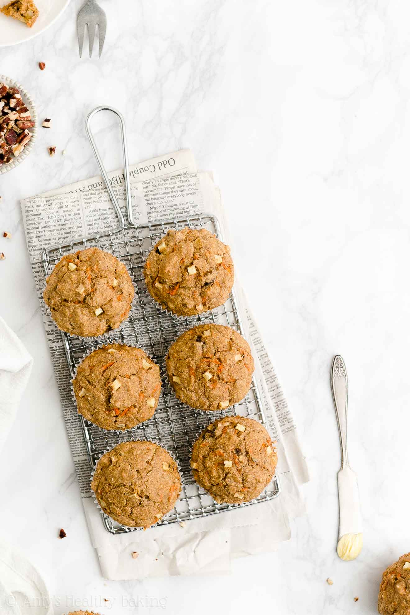 Best Easy Healthy Whole Wheat Sugar Free Moist Morning Glory Oatmeal Muffins