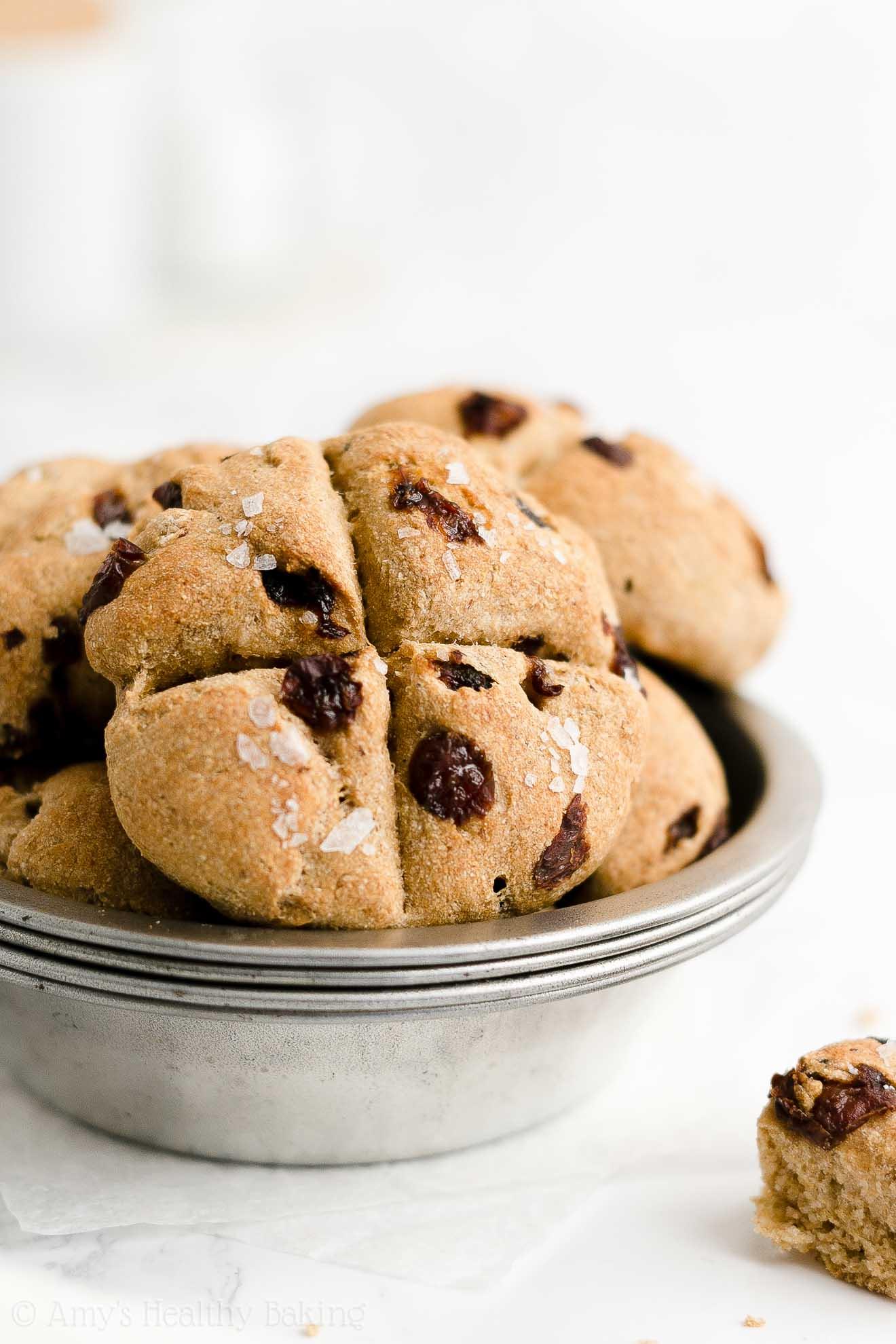 Quick Easy Healthy Gluten Free Vegan Eggless Raisin Irish Soda Bread Scones