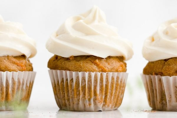 Mini Carrot Cake Cupcakes | Home Page Life Category | Featured Image