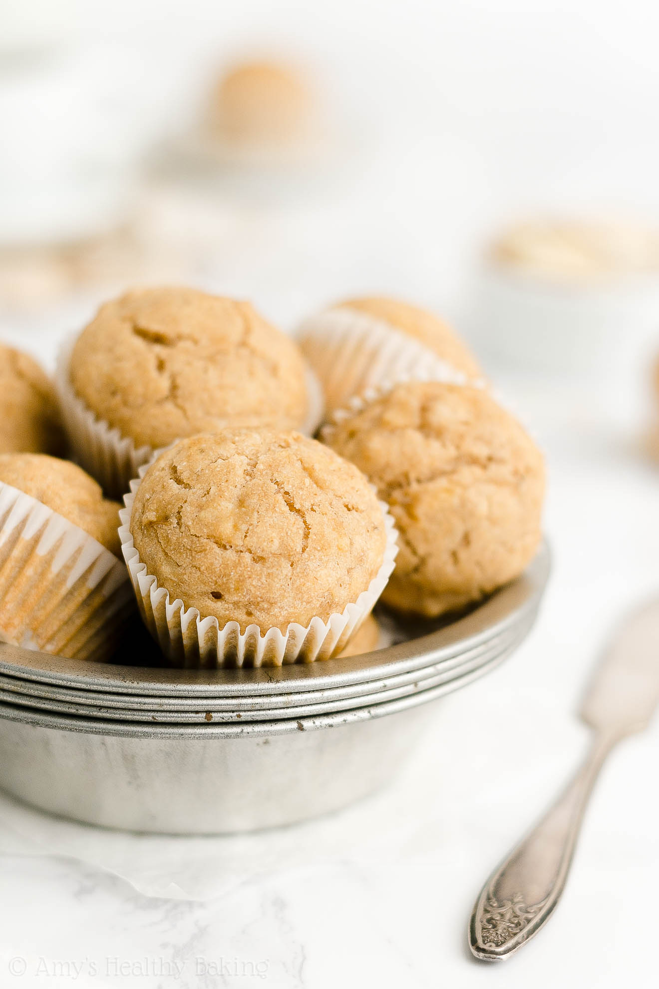 Best Easy Healthy Gluten Free Dairy Free Sugar Free Eggless Banana Muffins