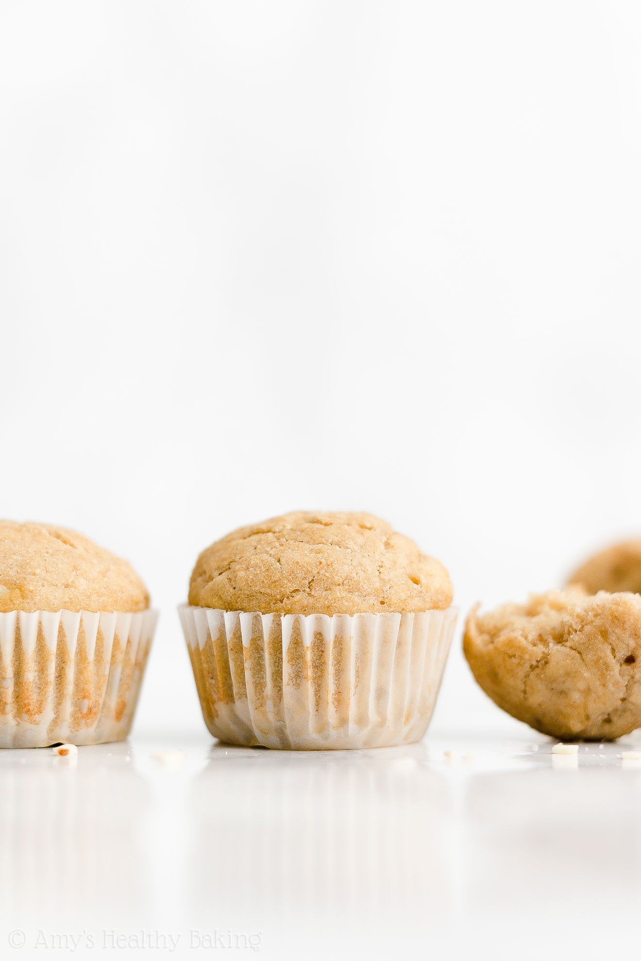Best Easy Healthy Weight Watchers Sugar Free Moist Banana Muffins No Eggs