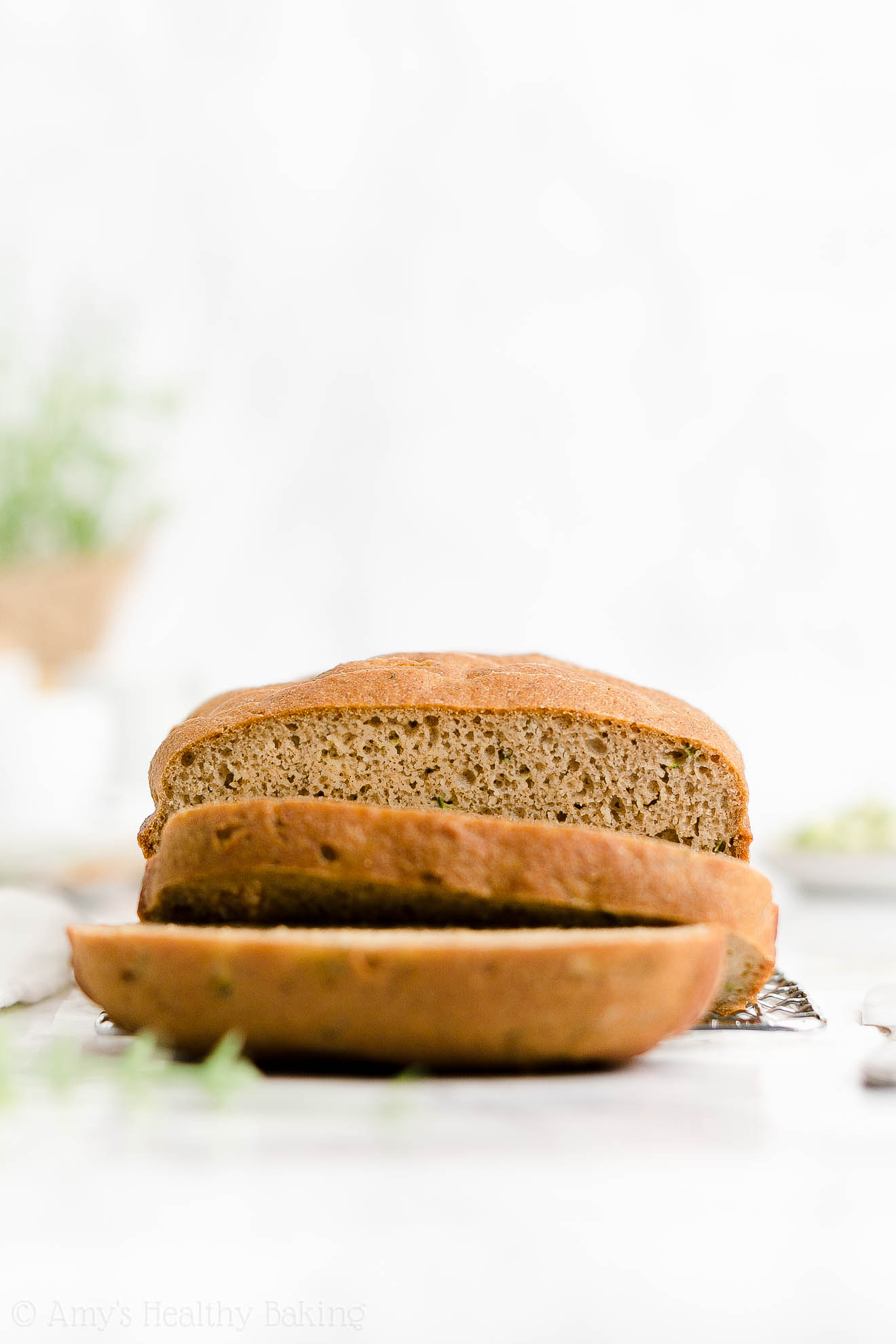 ULTIMATE Best Easy Healthy Moist Weight Watchers Sugar Free Zucchini Bread