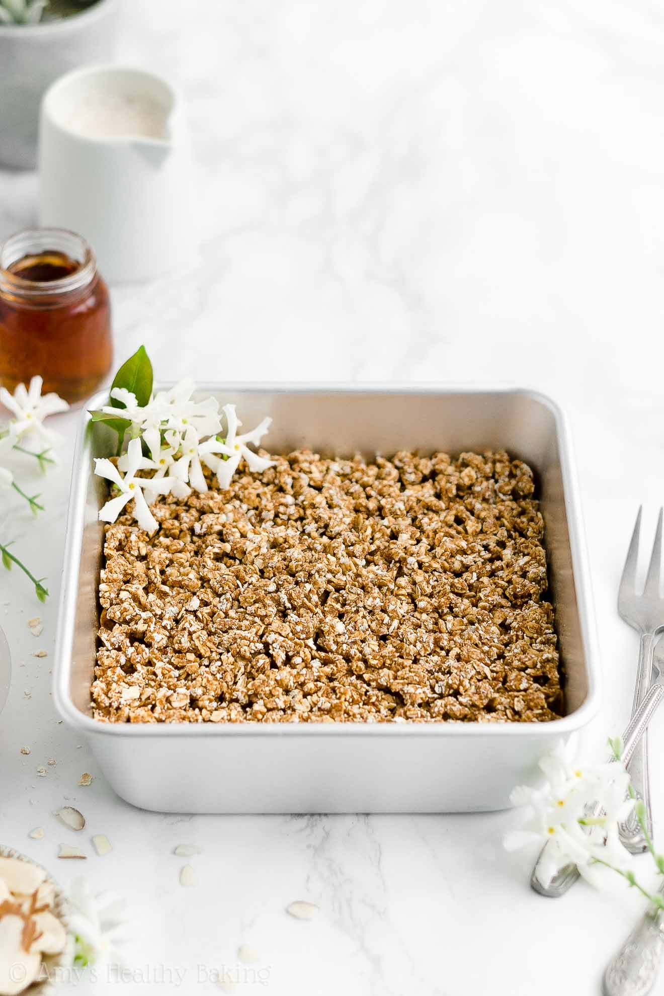 Best Easy Healthy Clean Eating Whole Wheat Dairy Free Apple Crisp No Butter