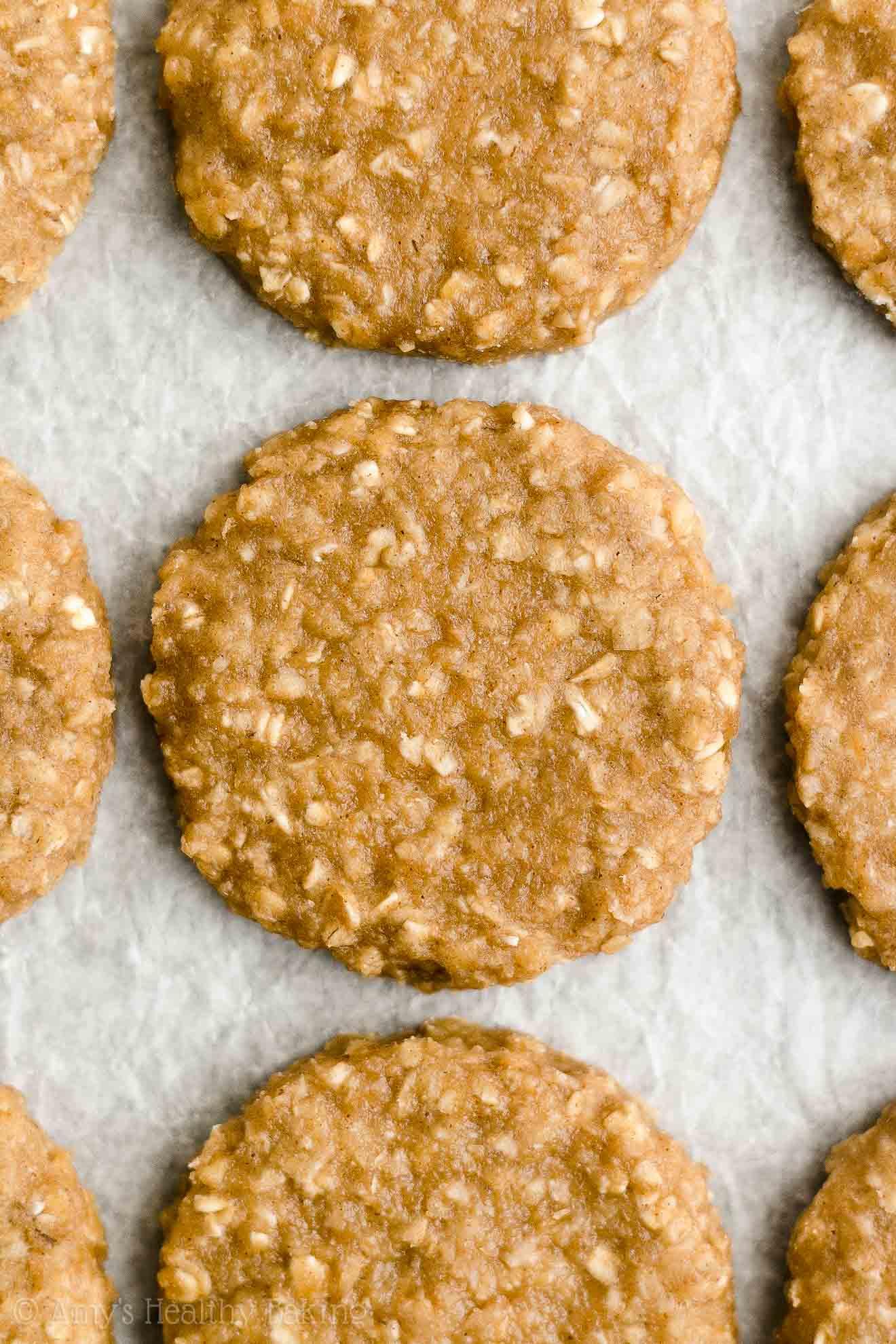Best Easy Healthy Flourless Vegan Peanut Butter Oatmeal Breakfast Cookies