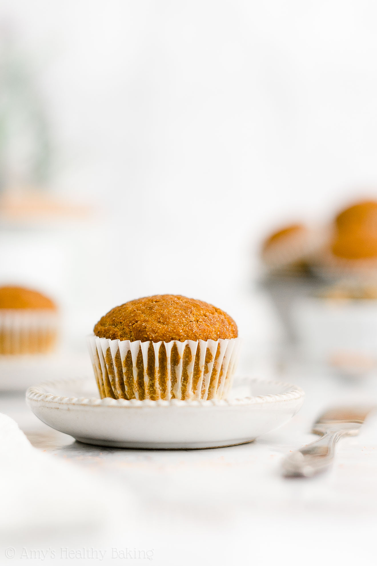 Best Easy Healthy Low Sugar Gluten Free Dairy Free Pumpkin Mini Muffins